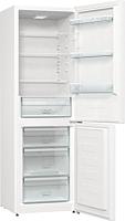 Combina frigorifica Gorenje, RK6191EW4, 314 Litri , H 185 cm, Clasa F, Alb, FrostLess, Iluminare LED
