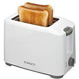 Prajitor paine Scarlett SC-TM11019, 700 W, tava firimituri, Alb