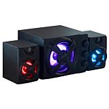 Boxe 2.1 gaming Spacer SPB-Thunder, 11W RMS, control volum, lumini LED, Negru