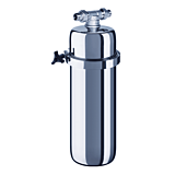 Filtru apa retea Viking Aquaphor, capacitate filtrare 50000-100000 L, Argintiu