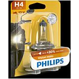 Bec moto Vision h4 12v Philips
