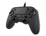 Controller cu fir Nacon Compact pentru Playstation 4, Negru