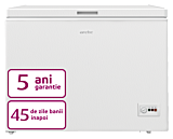 Lada frigorifica Arctic AO23P40, 230 Litri, Clasa E, Alb