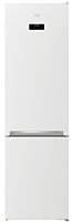 Combina frigorifica Beko, RCSA406K40WRN, 386 Litri,  Inaltime 203.2 cm, Clasa E, Alb, Voice Recorder