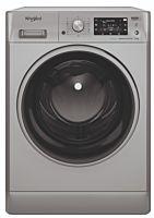 Masina de spalat rufe Whirlpool FFD 9448 SBSVEU, 9 Kg, 1400 rotatii, Clasa C, 6th Sense, FreshCare+ cu Steam, Argintiu