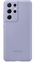Cover Samsung S21 Ultra, Silicon, Violet