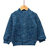 Jacheta tricotata bebe 3/36 luni