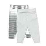 Set 2 pantaloni nou-nascut 0/9 luni