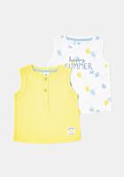 Set 2 tricouri bebe 3 luni /4 ani