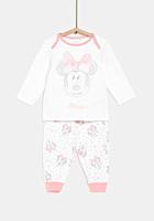 Pijama maneca lunga bebe 6/36 luni