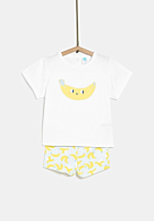 Set tricou si boxeri plaja bebe 6 luni/4 ani