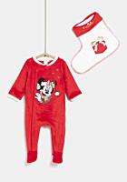 Salopeta Disney bebe 0/23 luni