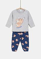 Pijama Tex Baby  6/36 luni