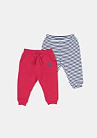 Set 2 pantaloni TEX bebe 6 luni/4 ani