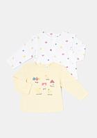 Set 2 tricouri Tex Baby 3 luni/4 ani