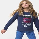 Bluză fete 3/14 ani