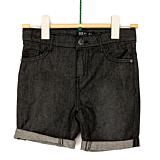Bermude jeans baieti 3/14 ani