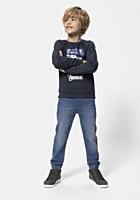 Jeans baieti 2/14 ani