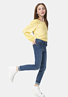 Jeans fete 3/14 ani
