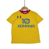 Tricou baieti 3/14 ani Romania