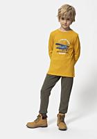 Pantaloni sport TEX baieti 2/14 ani