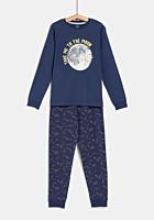 Pijama TEX baieti 9/14 ani