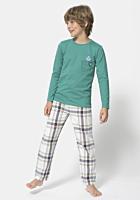 Pijama TEX baieti 3/8 ani
