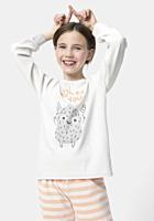 Pijama TEX fete 2/8 ani