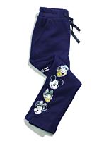Pantaloni Disney fete 3/8 ani
