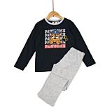 Pijama Nickelodeon baieti 2/6 ani