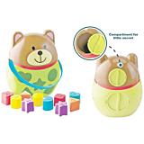Ursulet cu forme de potrivit, Carrefour Baby tu
