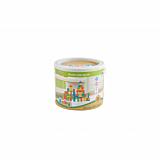 Piese de costruit 50 bucati + cutie, Carrefour Baby
