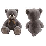 Urs de plus sezand, 100 cm, Gri