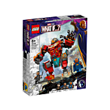 LEGO Super Heroes Iron Man Sakaarian al lui Tony Stark 76194