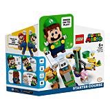 LEGO Super Mario Set de baza Aventurile lui Luigi 71387