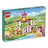 LEGO Disney Princess Grajdurile regale ale lui Belle si Rapunzel 43195