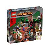 LEGO Minecraft Monstrul din jungla 21176