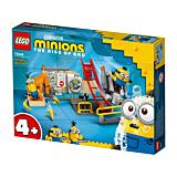 LEGO Minions Minioni in laboratorul lui Gru 75546