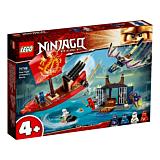 LEGO Ninjago Ultimul zbor al navei Destiny's Bounty 71749