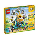 LEGO Creator 3 in 1 Roata din parcul de distractii 31119