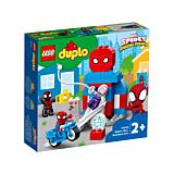 LEGO DUPLO Super Heroes Cartierul general al Omului Paianjen 10940