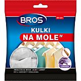Pastile parfumate anti-molii, Bros TU