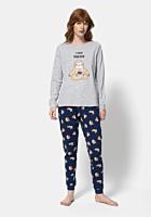 Pijama TEX dama S/XXL XXL
