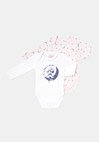 Set 2 body bebe 6/36 luni Minnie