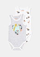Set 2 body Disney bebe 3/36 luni