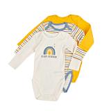 Set 3 body Tex Baby 3/36 luni