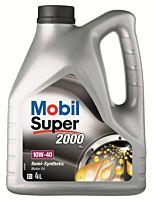 Ulei motor MOBIL SUPER 2000 X110W40 4L
