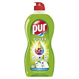 Detergent de vase Pur Power Apple, 450 ml