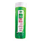 Dischete pentru demachiere din bumbac Carrefour Bio 70buc