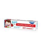 Pasta de dinti Astera Homeopatica Kids 0+